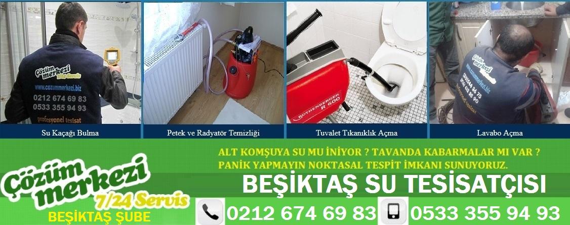 Beşiktaş Tesisatçı